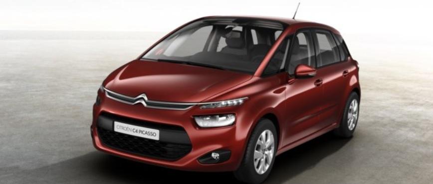 """Nuevo Citroën C4 Picasso """"First"""": Bien equipado, estrena el motor 1.2 e-THP 110 CV"""