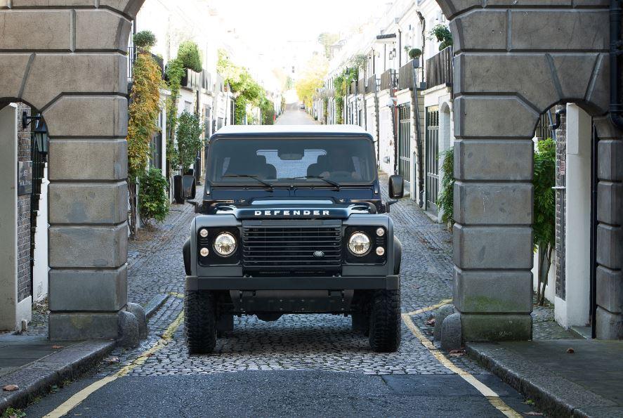 Tras el cese de su producción, los robos del Land Rover Defender no hacen más que crecer en UK