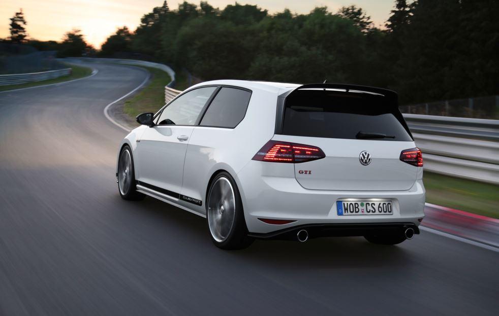 Golf GTI Clubsport S: Preparado para Nürburgring y con 310 CV, ¿todo para fastidiar al CUPRA?