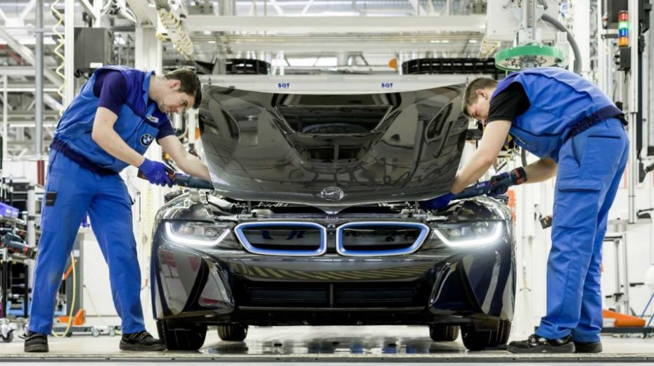 Fuga de cerebros en BMW: Ejecutivos e ingenieros de BMW i rumbo a China…