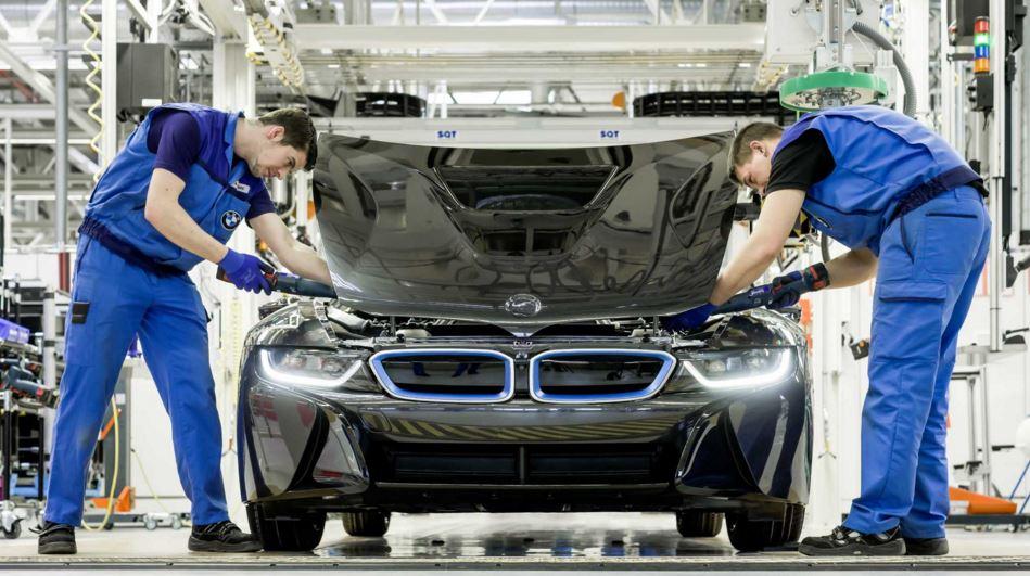 Fuga de cerebros en BMW: Ejecutivos e ingenieros de BMW i rumbo a China…