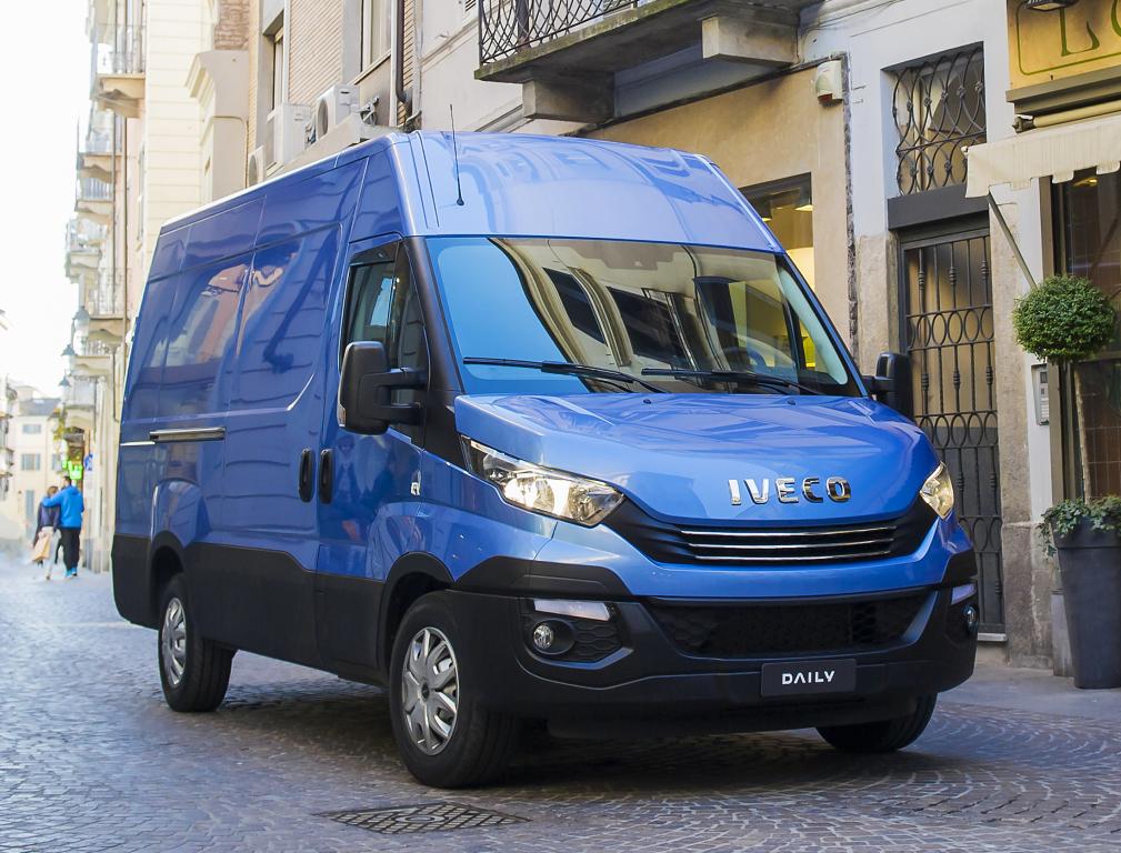 Iveco fabrica en España