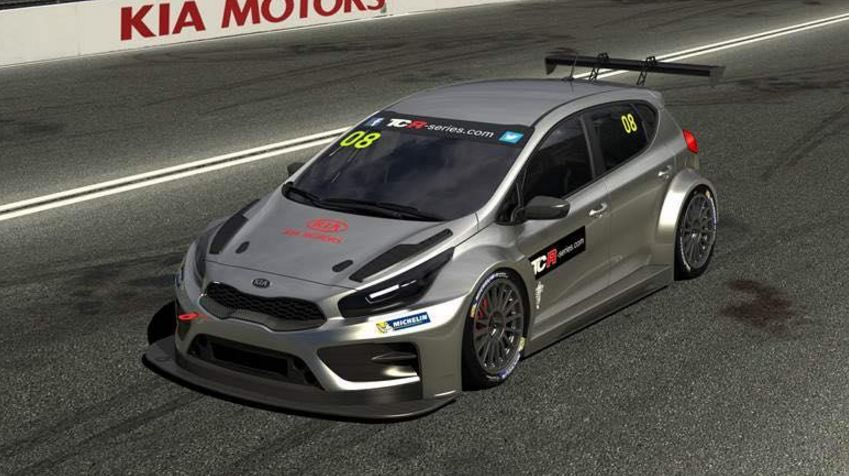 Kia nos muestra su Cee´d preparado para la TCR international series