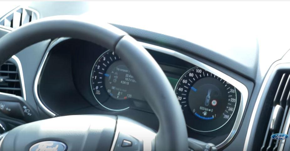 Así funciona el Limitador Inteligente de Velocidad de Ford
