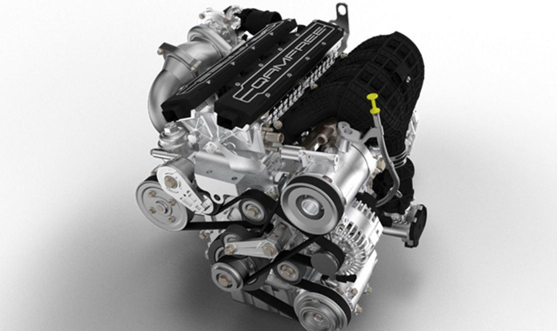 QamFree es el motor chino con tecnología de Koenigsegg que revolucionará la industria…
