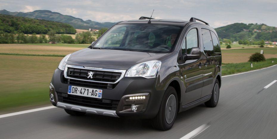 Nuevo Peugeot Partner 1.2 e-THP: Los comerciales se pasan a la gasolina