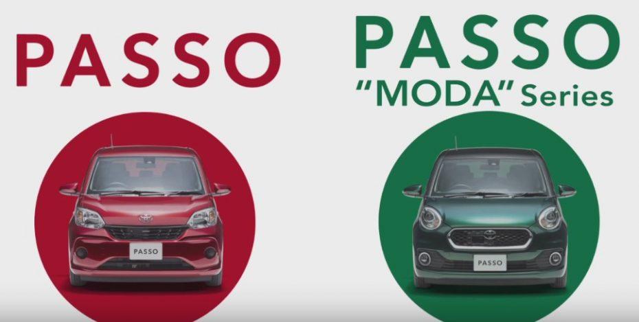 Así es el nuevo Toyota Passo, un urbano muy frugal: Personalizable y muy equipado