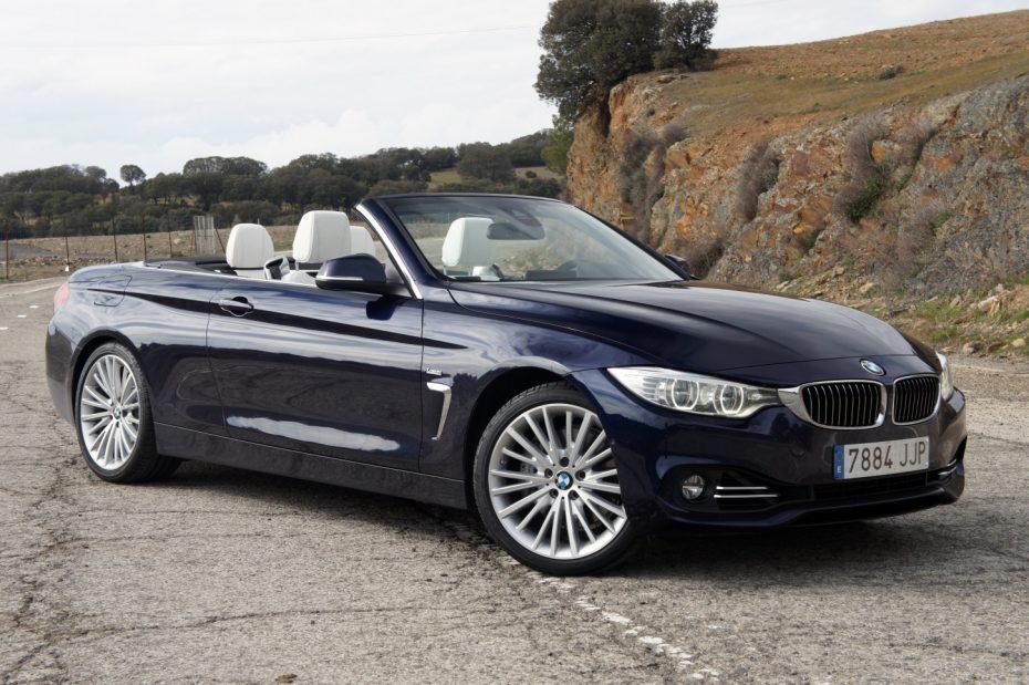 Prueba BMW 435i Cabrio 306 CV Luxury Line: Todo un bombón no apto para todos los bolsillos