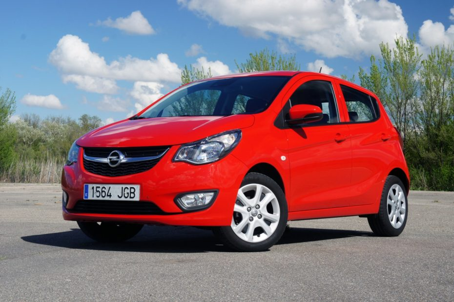 Prueba Opel Karl 1.0i 12v 75 CV Selective: Relación valor-precio casi imbatible