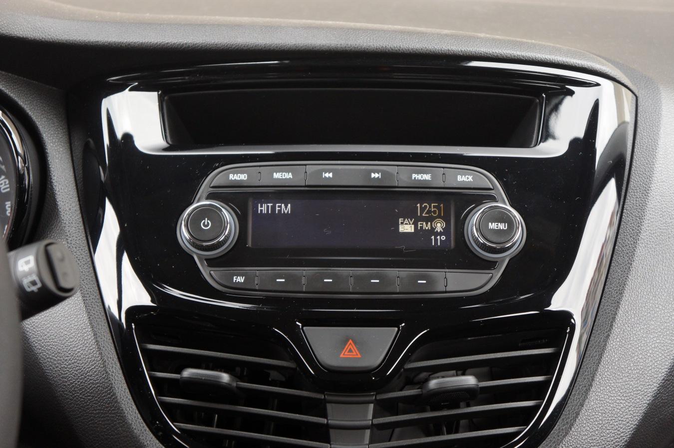 Opinión y prueba Opel Karl 1.0 MPI 75 CV Selective. Oferta