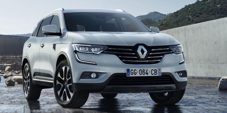 ¿Filtrado el sucesor del Renault Koleos? Aquí una imagen