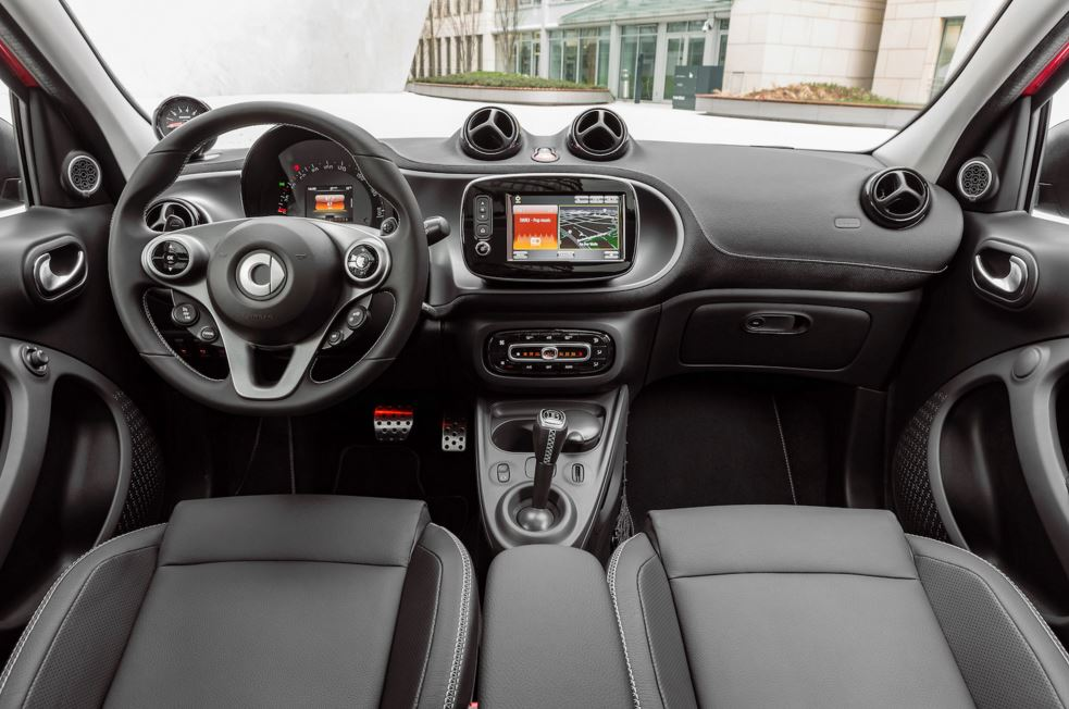 smart forfour brabus 10