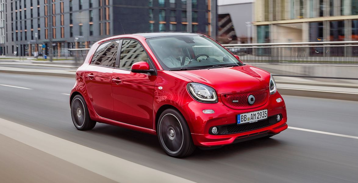 smart forfour brabus 4