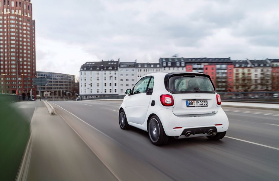 smart fortwo brabus 3