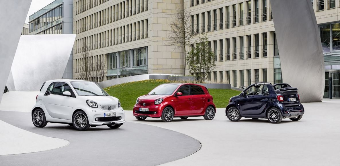 smart fortwo brabus 8