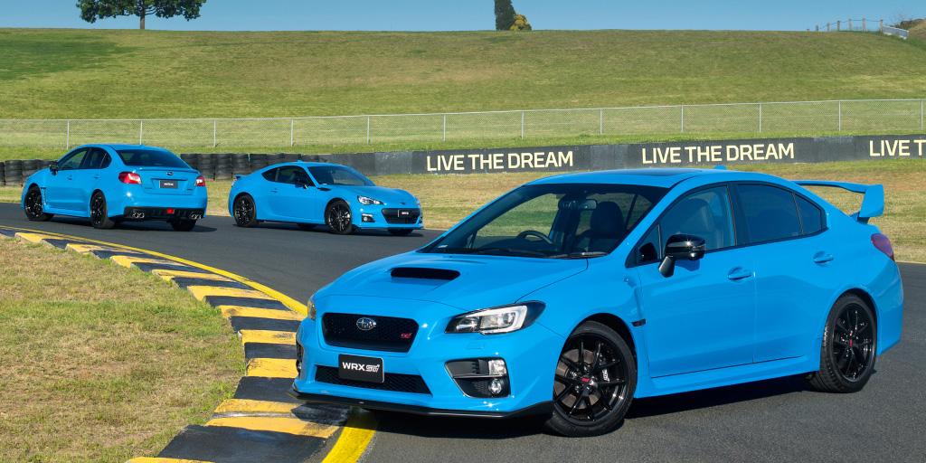 Así es la gama Subaru 2016 para el mercado español: Máxima diferenciación