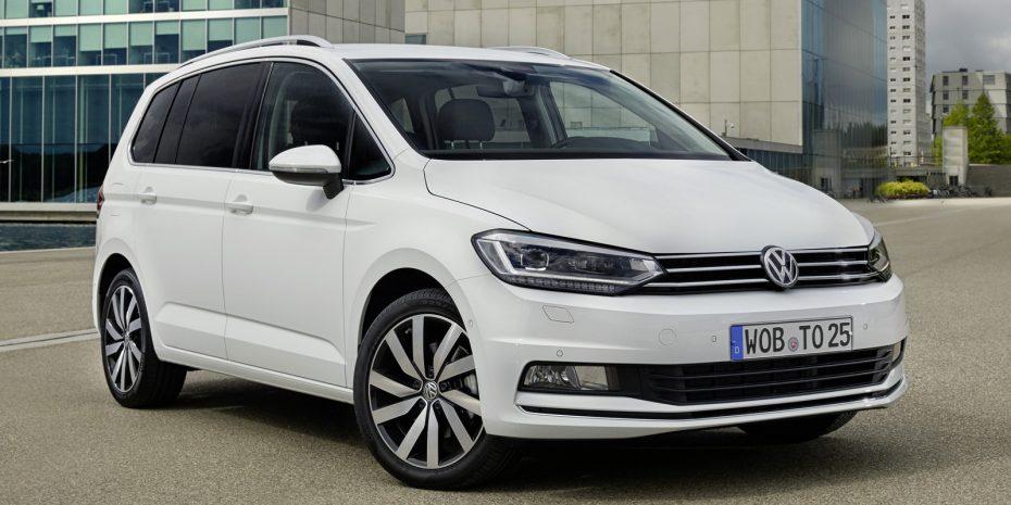 Arranca la comercialización de los Volkswagen Touran más potentes: Hasta 190 CV