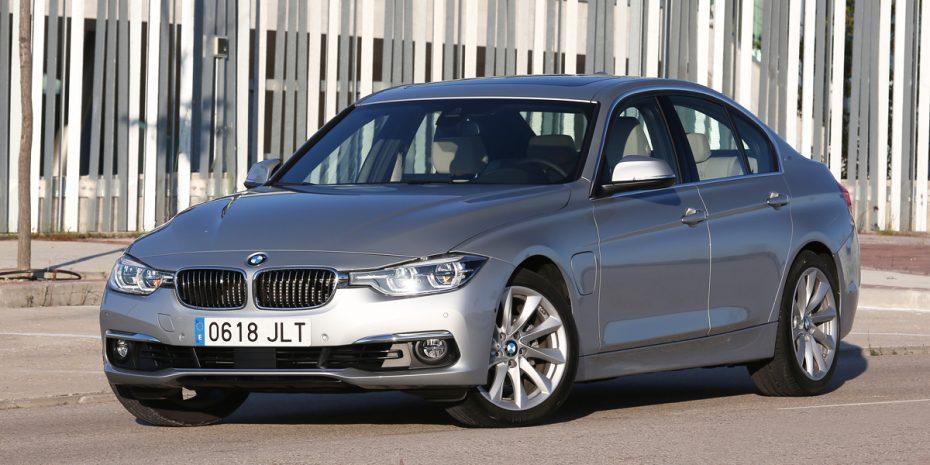 Contacto BMW 330e PHEV: Muy interesante y rápido con sus 252 CV de potencia
