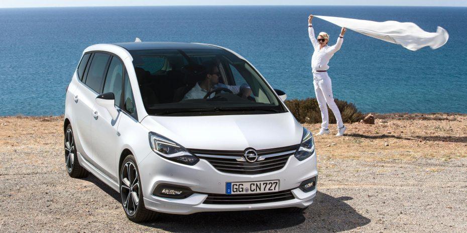 Oficial, así es el nuevo Opel Zafira: Más atractivo que nunca