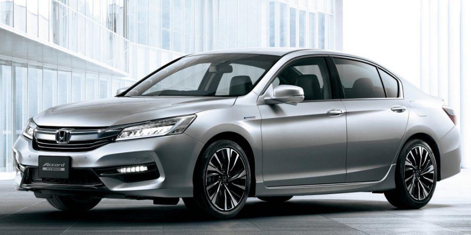 El Honda Accord japonés se pone al día: Híbrido y con más estilo