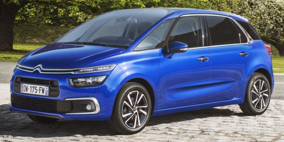 Así son los renovados Citroën C4 Picasso y Grand C4 Picasso: Más estilo y equipo