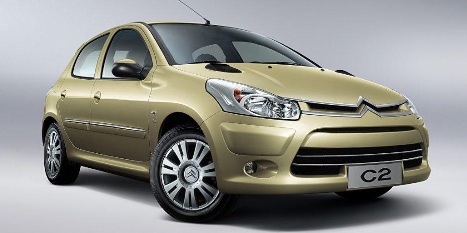 100 € de cutre tuning y voilá, un nuevo modelo: Dongfeng-Citroën C2
