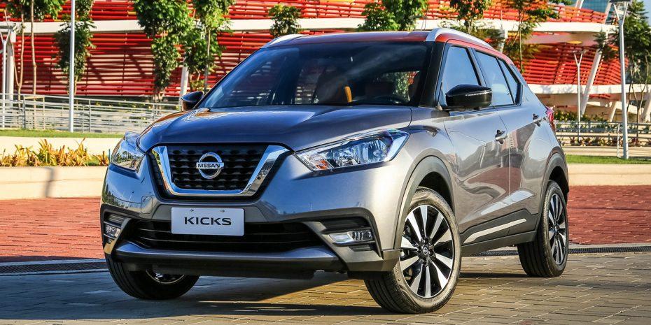 Todas las fotos del Nissan Kicks: Un crossover low-cost para mercados emergentes