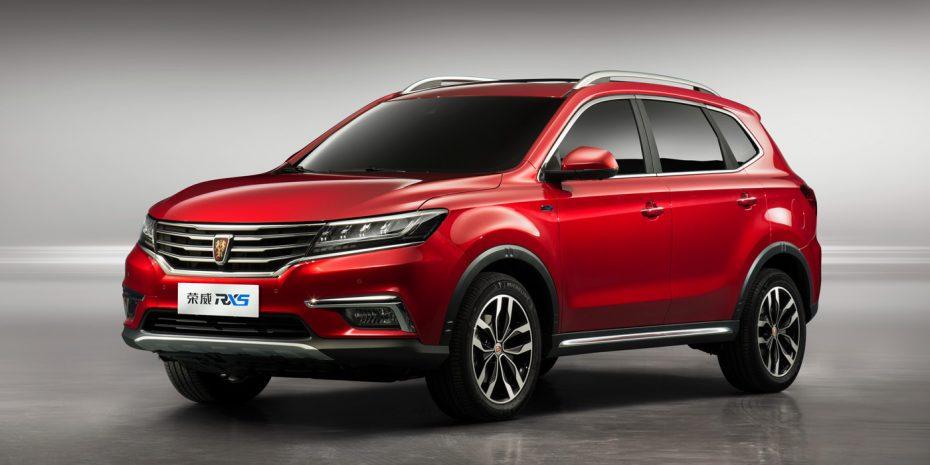 Aquí está el Roewe RX5 de producción: Hasta 207 CV de tecnología china