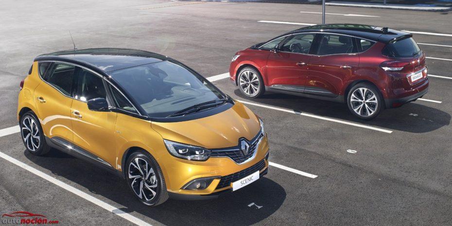 Nueva galería de imágenes del Renault Scénic 2016: Ahora más en detalle