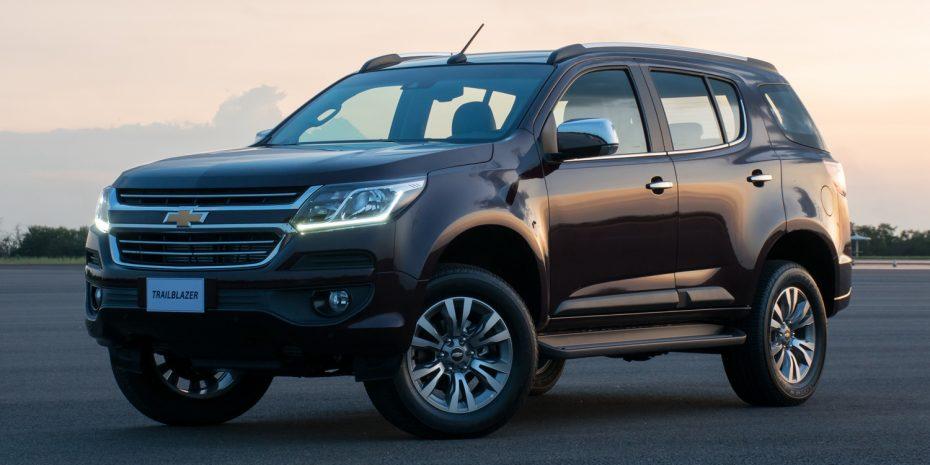 Chevrolet presenta el nuevo TrailBlazer: No lo verás en Europa