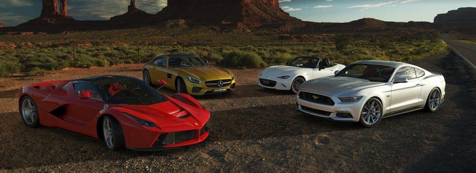 Así es el nuevo Gran Turismo Sport: Parece que promete, ¿no crees?