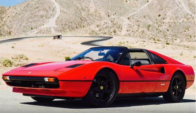 Este Ferrari 308 GTS de 1978 es el primer Cavallino Rampante 100% eléctrico: ¿Restauración o sacrilegio?