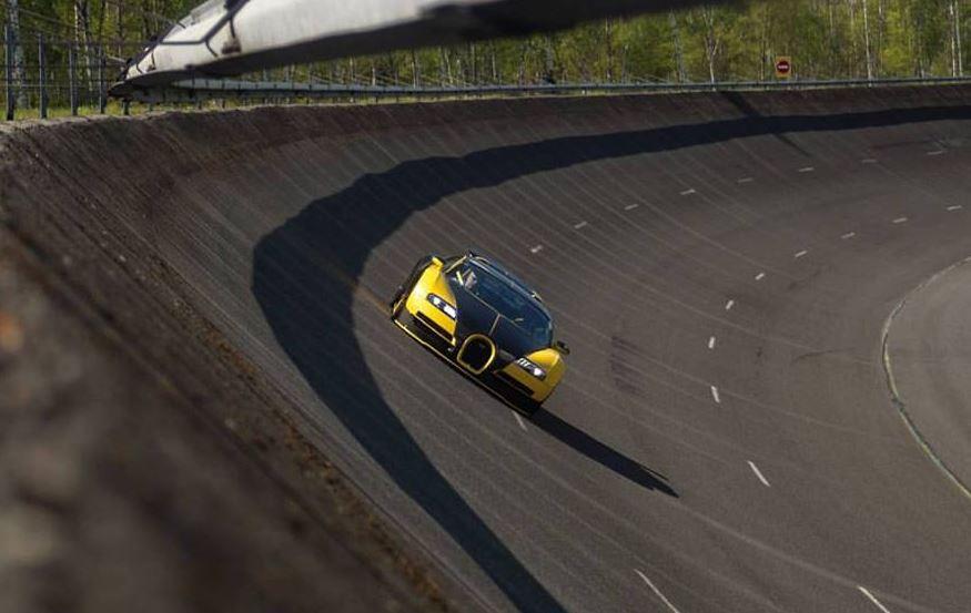 414,99 km/h en Mortefontaine: El Bugatti Veyron de Oakley Design es mejor de lo que esperábamos