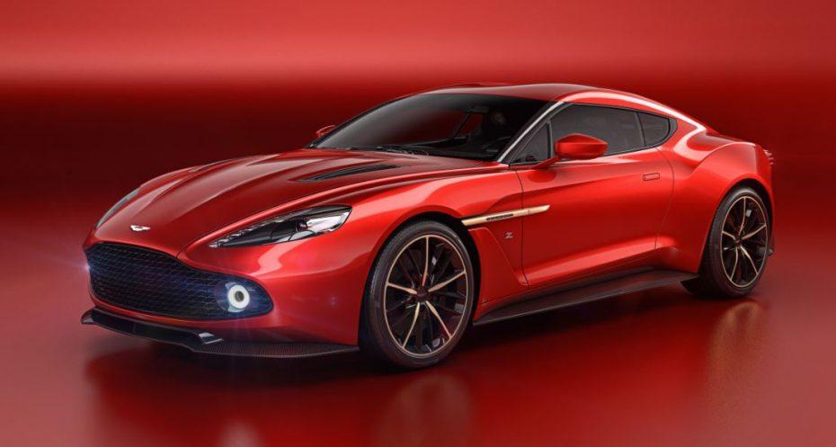 Aston Martin Vanquish Zagato Concept: Simplemente espectacular…
