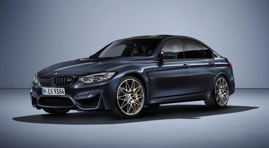 """BMW M3 """"30 Jahre"""": 500 unidades muy especiales para celebrar 30 años de historia"""