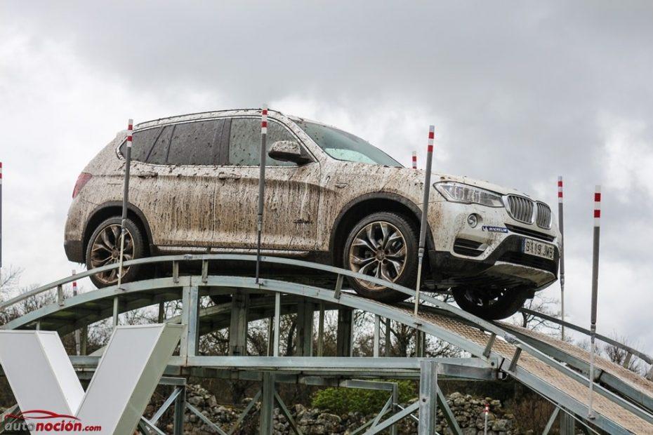 BMW xDrive Experience Madrid: Una jornada plagada de barro, emoción y tecnología