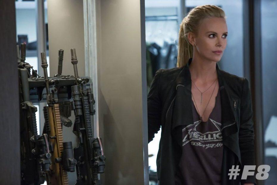 'Fast & Furious 8' ya tiene chica mala: Charlize Theron le apretará las tuercas a Vin Diesel en 2017
