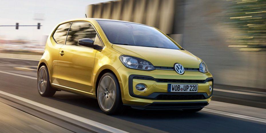 Se me hace la boca agua sólo de pensarlo…: ¿Un Volkswagen Up! GTI en camino?