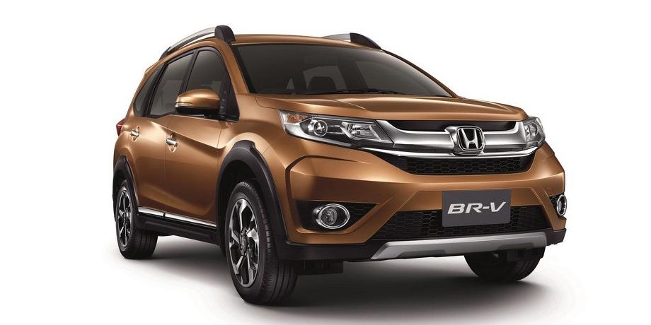El Honda BR-V sigue su expansión internacional: Un crossover low-cost de siete plazas