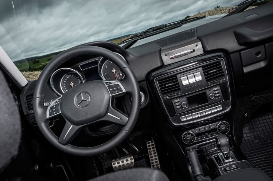Mercedes Clase G Professional 11