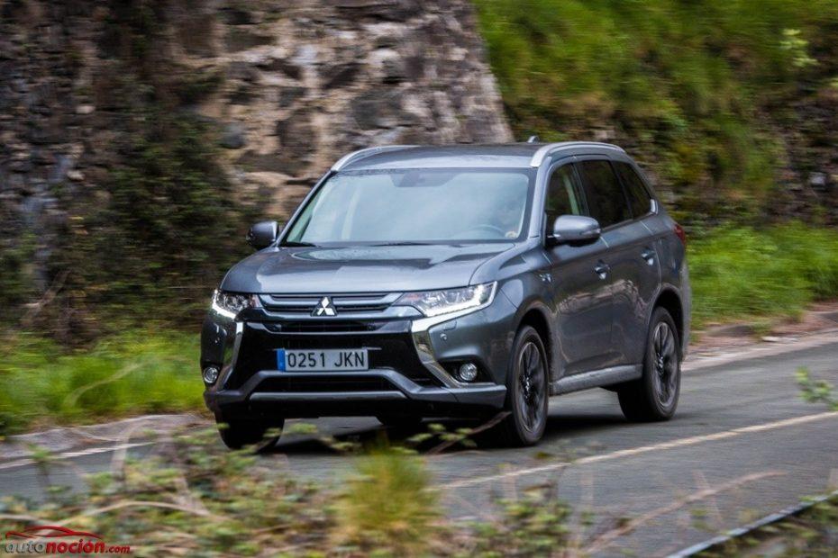 El Smart ForTwo sigue dominando las ventas de eléctricos en España: Mitsubishi los PHEV