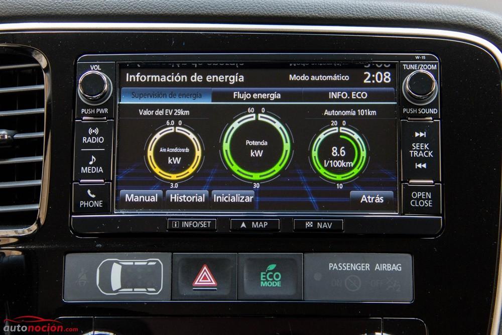 Mitsubishi Outlander PHEV (55)