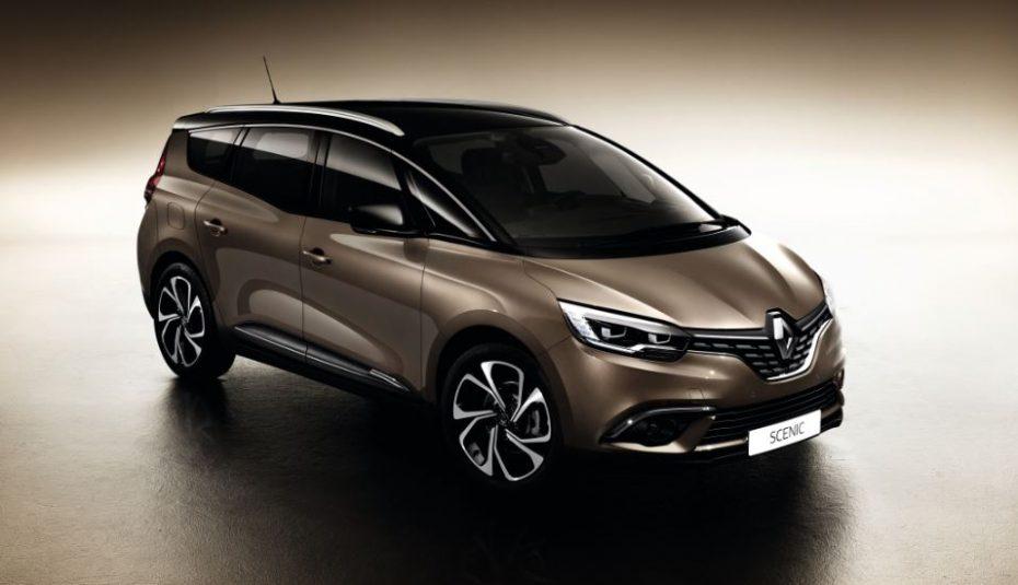 Nuevo Renault Grand Scenic: Llantas de 20″ de serie para toda la gama y hasta 7 plazas opcionales
