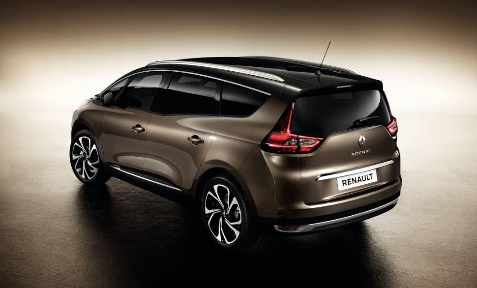 Nuevo Renault Grand Scenic 7
