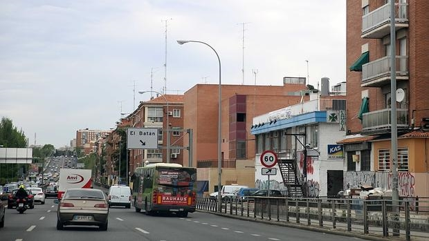 Paseo Extremadura