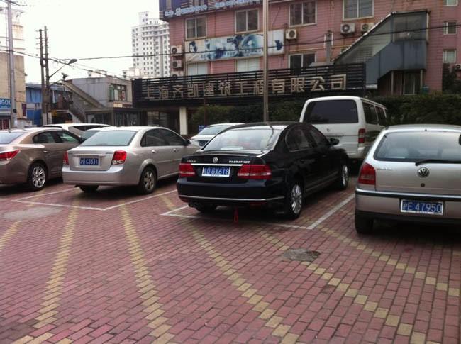 Pese a todo hay muchos BMW en China
