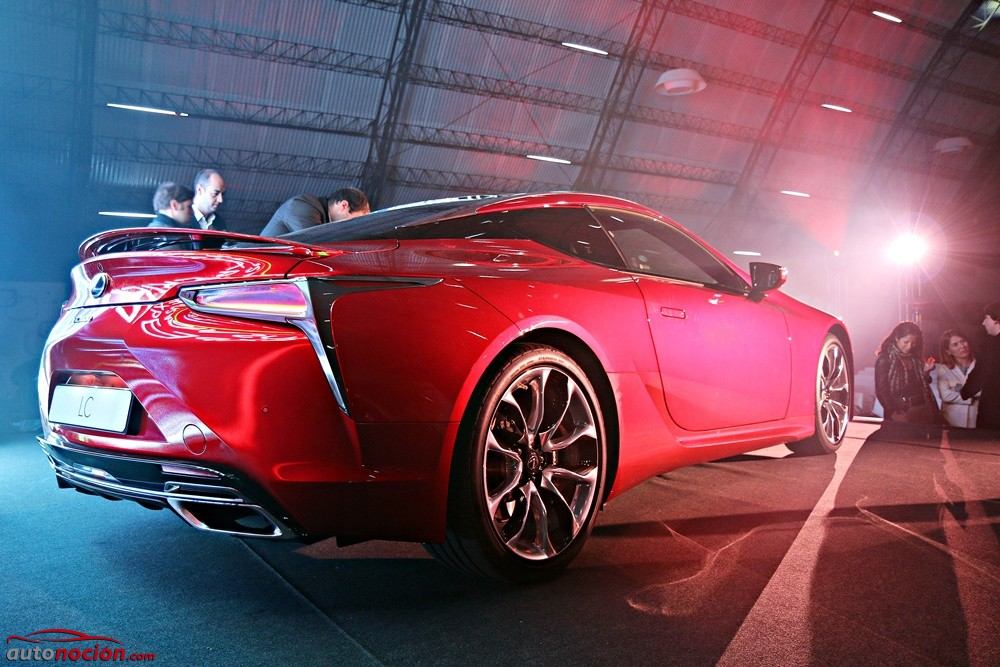 Presentación Lexus LC 500 (10)