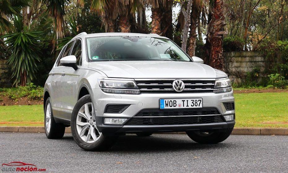 Contacto Volkswagen Tiguan Sport 2.0 TDI 150 CV DSG 4 Motion: Evolución sobresaliente en el segmento más competitivo