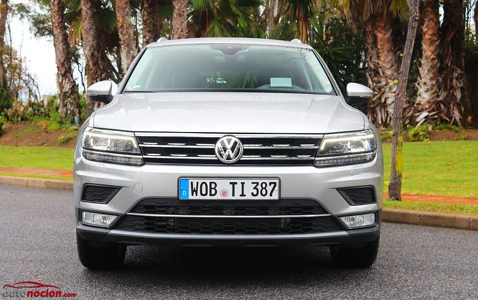 Prueba Volkswagen Tiguan 2