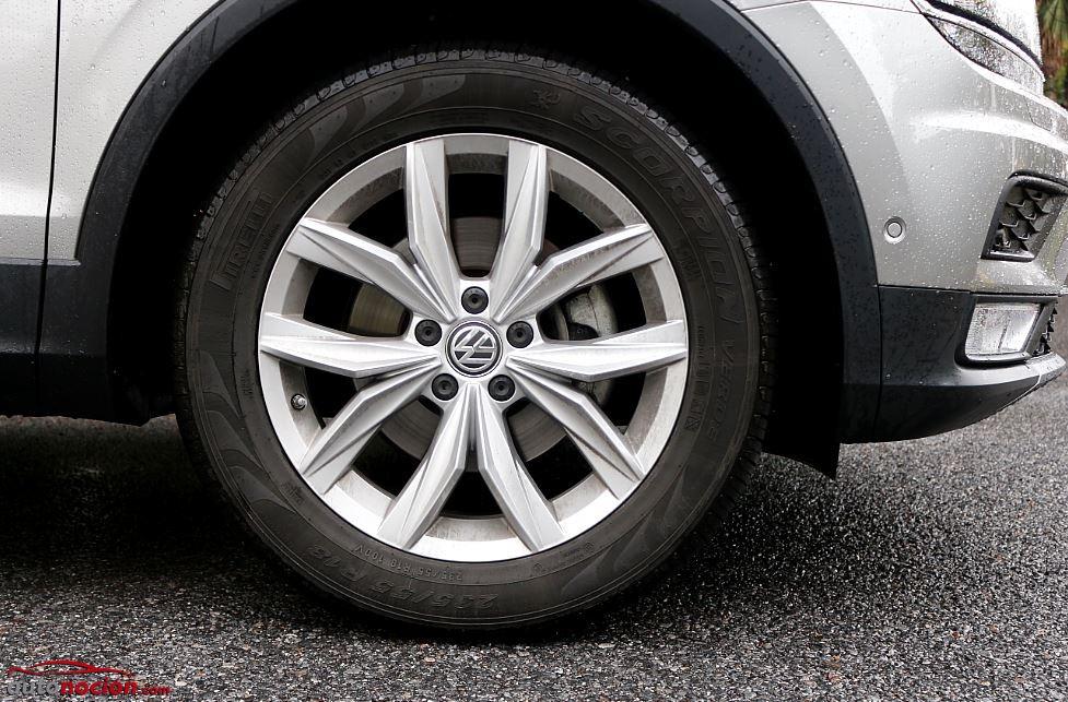 Prueba Volkswagen Tiguan 25